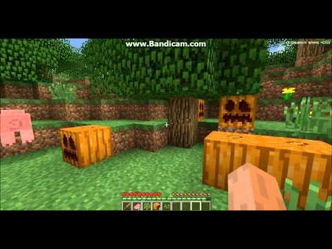 "Lets-play Minecraft №2 ""Добыть МЯСО!"""