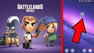 🔴 BATTLELANDS ROYALE!! GAME LIKE FORTNITE AND FREE FIRE!!