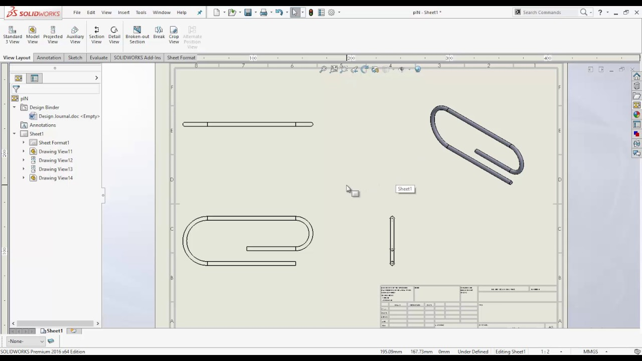 Solidworks Path Length Dimension