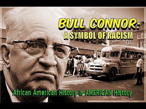 """""""AAHIAH"""" Episode #17: """"BULL CONNOR: A SYMBOL OF RACISM"""""""
