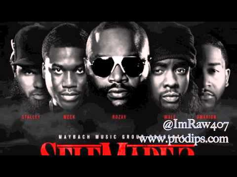 Omarion ft  Wale - M.I.A. (Chopped By Perv)