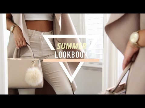 Summer Lookbook 2016 | SayehSharelo
