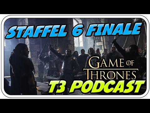 GAME OF THRONES STAFFEL 6 FINALE: THE WINDS OF WINTER (SPOILER) - T3 PODCAST (DEUTSCH) - Dhalucard