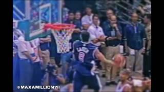 Vince Carter 2000 Olympics Mixtape (Instagram Video)