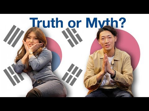 TRUTH or MYTH: East Asians React to Stereotypes