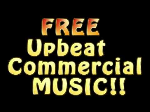 Royalty Free upbeat commercial music - copyright free instrumental track