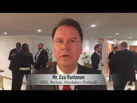 Africa Innovation Network kickoff seminar in Helsinki 2017