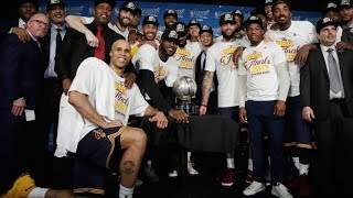 Lebron And Cavs Move To NBA Finals To Face Warriors
