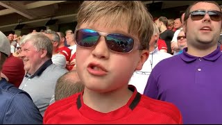 Manchester United vs Crystal Palace | Match Day Vlog | Premier League | 24.08.2019
