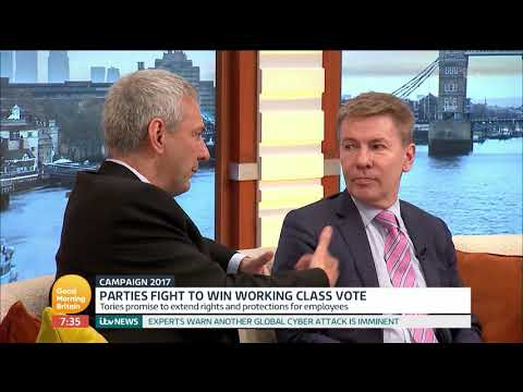 Vince Cable 'Hasn't Done His Homework' On Public Sector Pay | Good Morning Britain