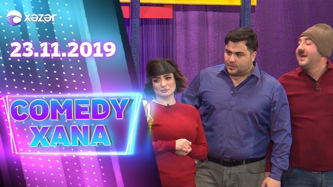Comedyxana 6-cı  Bölüm 23.11.2019
