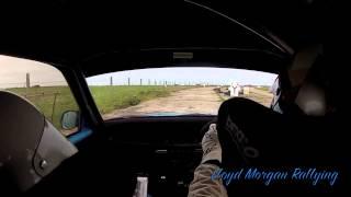 Lloyd Morgan / Marc Clatworthy Dale Stages 2015 SS4