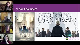 Mythgard Movie Club 11: Fantastic Beasts- The Crimes Of Grindelwald