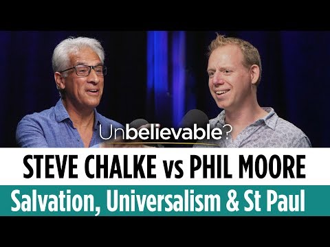 Have We Misunderstood St Paul? Steve Chalke Vs Phil Moore