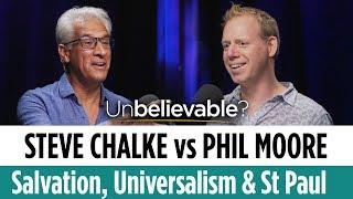 Have we misunderstood St Paul? Steve Chalke vs Phil Moore