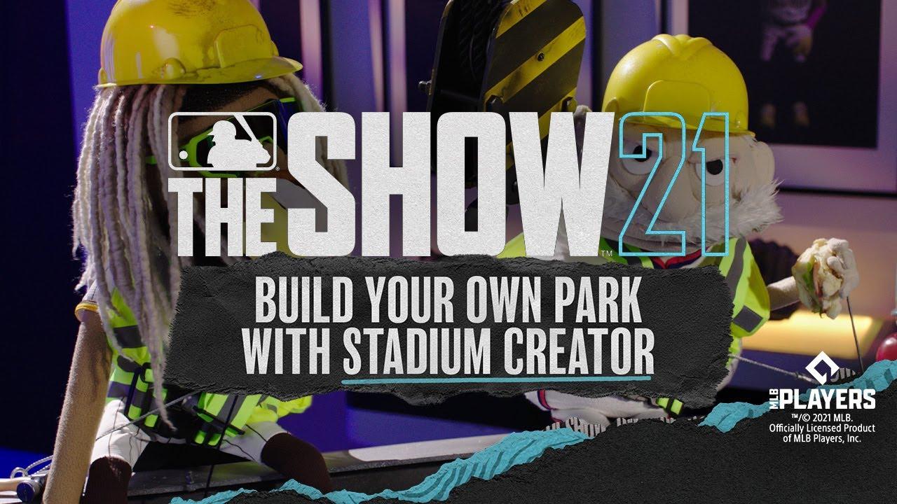 PS5 | MLB The Show 21 – 스타디움 크리에이터에 대해 자세히 알아보기