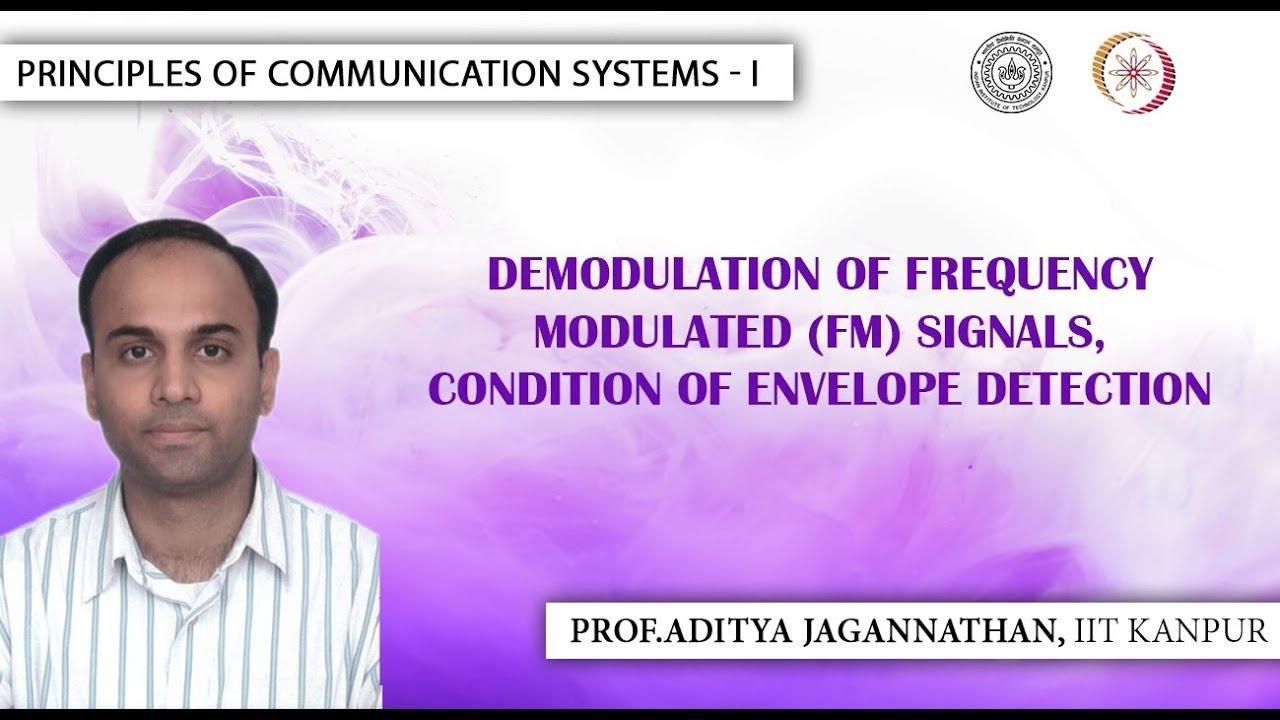 Principles of Communication (Part 1) (Prof  Aditya K