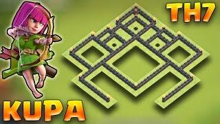 7.Seviye Köy Binası | Kupa Kasma / Kupa Koruma Düzeni | CLASH GAMERS | Clash of Clans | YENİ 2016