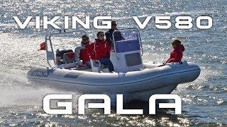 GALA VIKING V580 - 19' aluminium hull RIB