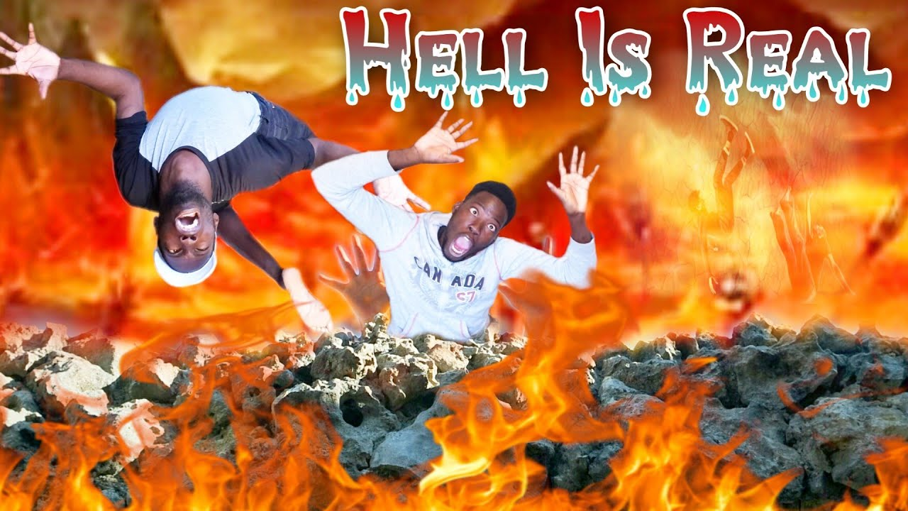 Hell Is Real - ( Main Roman's 1:16 )