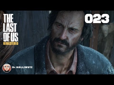 The Last of Us #023 - Verfolgt von den Huntern [PS4] Let's play Last of Us remastered