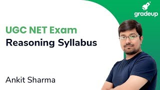 UGC NET June 2020 | Reasoning Syllabus for UGC NET June 2020 Exam