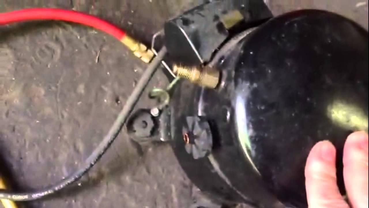 how to make a vacuum pump cheap