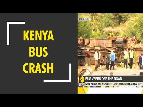 50 killed in Kenya bus crash