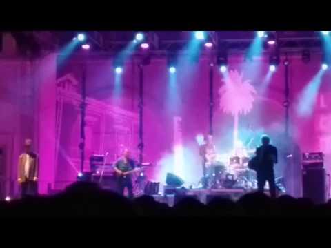 Bob Geldof a San Leucio Caserta