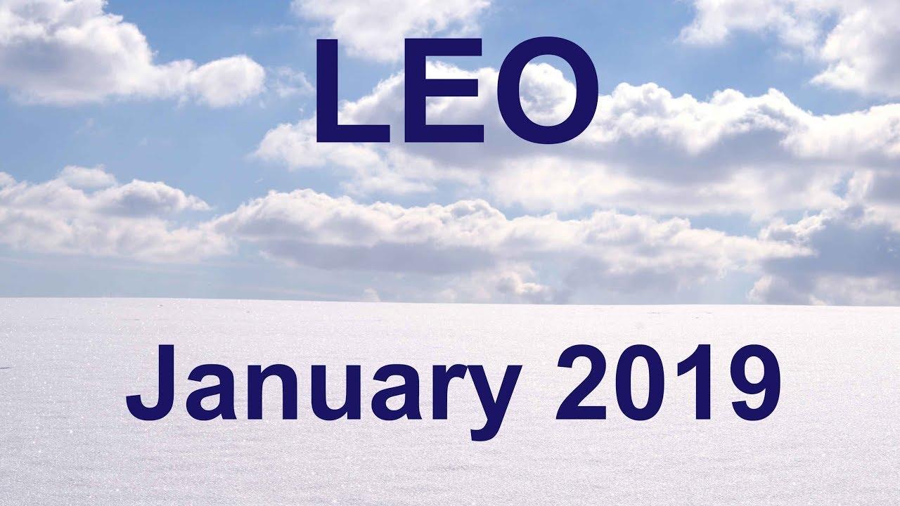 leo tarot january 25 2020
