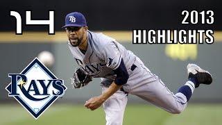 David Price | 2013 Flashback Highlights ᴴᴰ