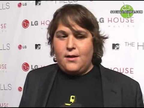 Andy Milonakis Red Carpet Interview