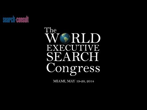 The 2014 World Executive Search Congress - Testimonials