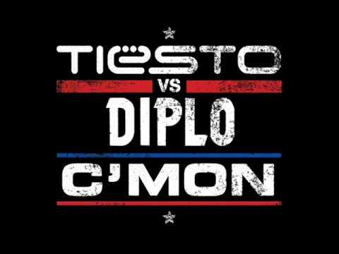 DJ ARGUS - Tiesto ft Diplo vs Jay Fokin - C'Mon (DJ Argus Mashup)