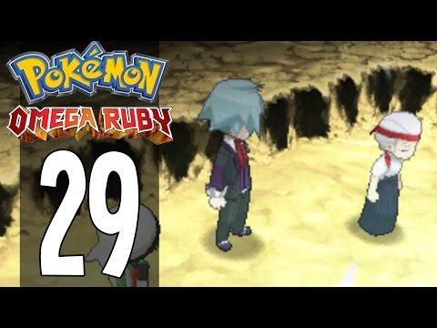Pokemon Omega Ruby - Part 29 - Meteorite Hunt (Gameplay Walkthrough)