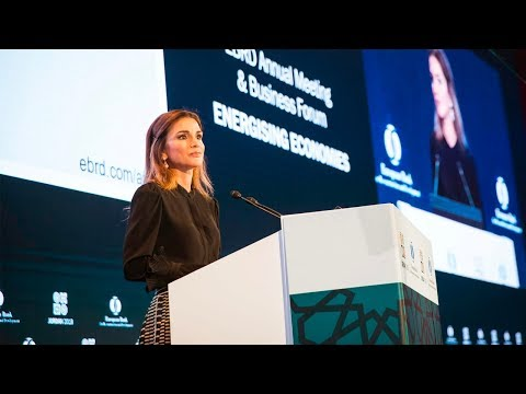 EBRD Annual Meeting and Business Forum Speech