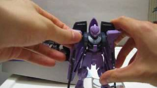 Gundam Seed NG 1/144 Mobile Dinn Review