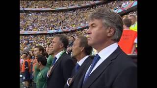 Anthem of Australia v Brazil (FIFA World Cup 2006)