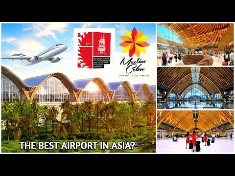 Mactan-Cebu International Airport: Best Airport in Asia?