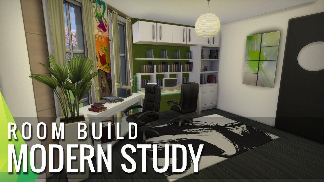 Cc Sims Home Office