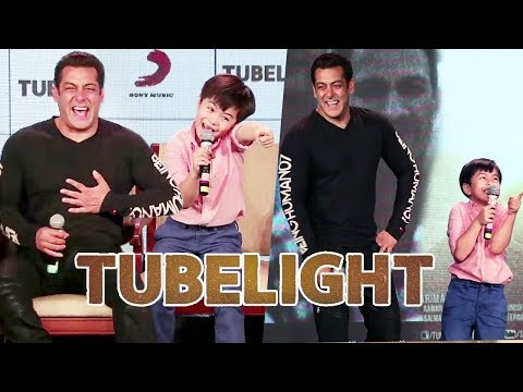 Full Video: Salman Khan Go Crazy With Tubelight Actor Matin Rey Tangu At Tubelight Ki Night