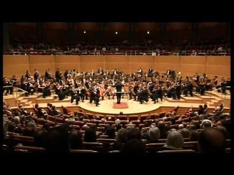 Orchestra of the Accademia Nazionale di Santa Cecilia - Mahler, First Symphony