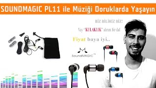 Pahal kulakl klara kafa tutan en iyi ses kalitesine sahip Soundmagic PL11 kulakl k nceleme