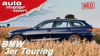 BMW 330d Touring (2019) Große Klappe mit viel dahinter? | Review | auto motor und sport
