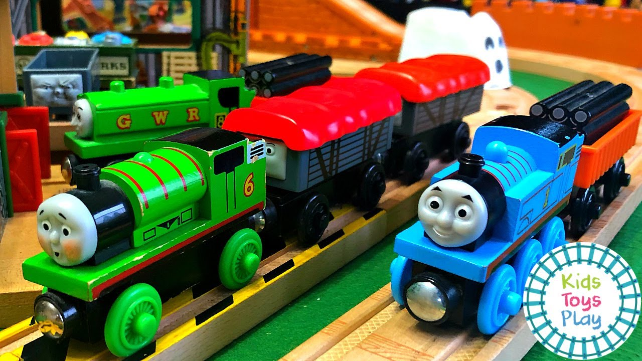 Thomas & Friends Scaredy Engine | Thomas and Friends Full Episode Season 6