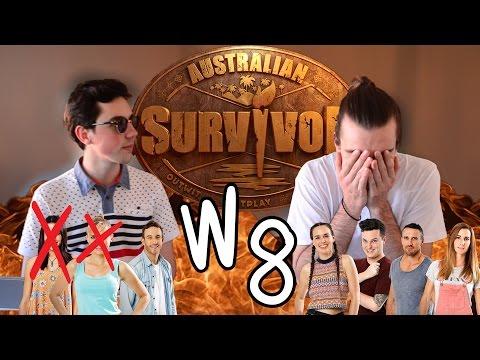 AUSTRALIAN SURVIVOR POWER RANKINGS WEEK 8