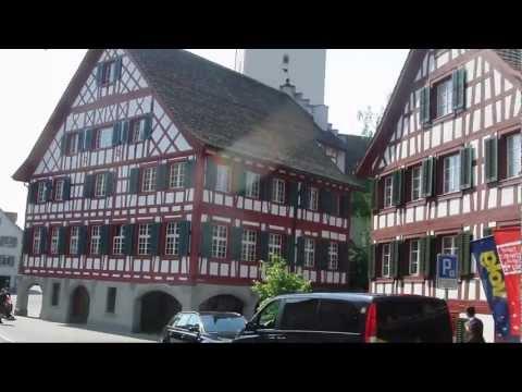 Bulach  Old town Switzerland