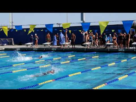 Garden Grove Varsity League 2018 - 4x50 Yards Freestyle Relay