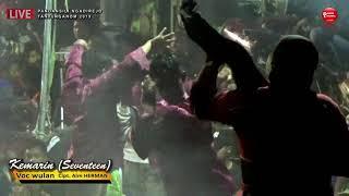 KEMARIN (Seventeen) Cover Voc WULAN - SAMBOYO PUTRO Live PANDANSILI 2019