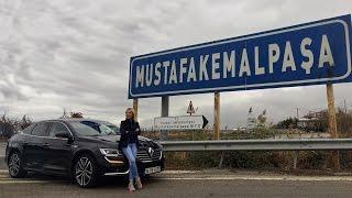 Renault Talisman ile İzmir'in Altını Üstüne Getirdik